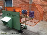 Máquina de maravalha PMF 4/16 - FORTEX