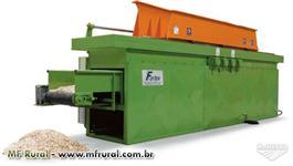 LANÇAMENTO FORTEX - Máquina para produção de Maravalha