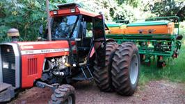 Trator Massey Ferguson 292 4x2 ano 97