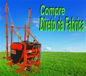 Pulverizador 400lts 8 mts de barra, Super viavel p/ herbicida em Seringueira