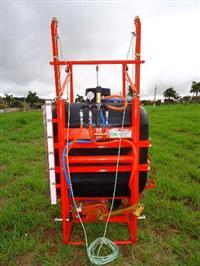Pulverizador Águia 600 Barra de 6 á 8 mts Manual