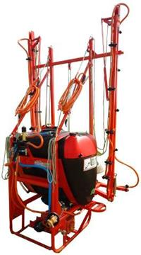 Pulverizador Bravo 400 6 á 8 mts de Barra