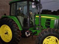 Trator John Deere 6125j 4x4 ano 13
