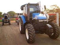 Trator Ford/New Holland TS 6020 4x4 ano 11