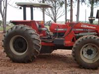 Trator Massey Ferguson Modelos 4x4 ano 04