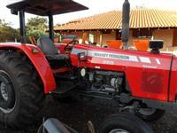 Trator Massey Ferguson 265 4x2 ano 10