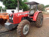 Trator Massey Ferguson 265 4x4 ano 10