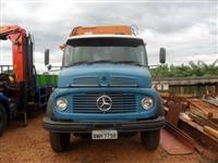Caminhão  Mercedes Benz (MB) 1313  ano 81