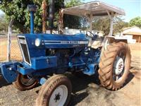 Trator Ford/New Holland 6600 4x2 ano 79
