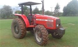 Trator Massey Ferguson 5275 4x4 ano 00