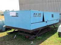 compressor a diesel altlas copco  motor mwm 4c ano 2001