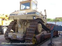 TRATOR ESTEIRA D8L  ANO 1988  COM CABINE E AR TE-17