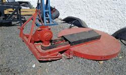 Roçadeira Hidráulica Lateral - Vermelha - Baldan