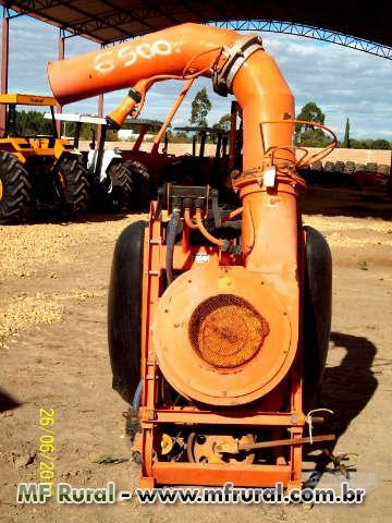 Pulverizador Canhão Jacto 400 Lts usado.