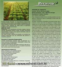Sanitizante biodegradável para pós-colheita