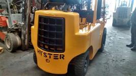 Empilhadeira Hyster Modelo 55 N Duplex e Triplex