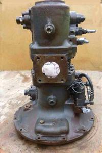 Peças komatsu bomba hidraulica motor de giro motor de passo do acelerador