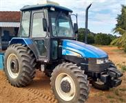 Trator  Ford/New Holland TL 75E 4x4 06