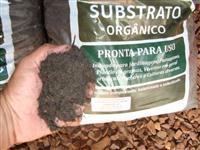Substrato orgânico para todo tipo de cultura