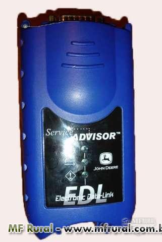 John Deere diagnóstico Advisor EDL 4,0 NOVO