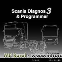 SDP3 versão de atualização 2.11.0 Scania vci2
