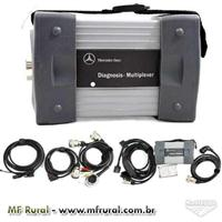Mb Star Diagnostico Com Eol , Chipcard , Versão 02-2012