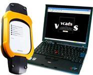 Interface de diagnostico Volvo Vcads mais Nootbook