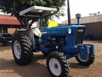 Trator Ford/New Holland 6600 4x2 ano 71