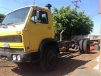 Caminh�o  Volkswagen (VW) 11130  ano 85
