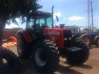 Trator Massey Ferguson 680 HD Advanced 4x4 ano 07