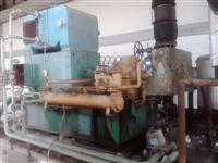 caldeira  com turbo gerador  de 1000 kva