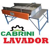 Máquinas para lavar, secar, polir e classificar - cebola, pimentão e tomate