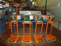 Máquinas para beneficiar, classificar, escolher, lavar e secar batata