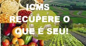 Recupere seu crédito de ICMS e compre Máquinas, Tratores, Embalagens!