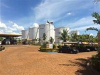 Pool Base de distribuição Primaria de Combustivel