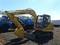 Escavadeira Hidráulica Lishide SC80.8