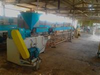 """Fabrica de Mangueira 1.300 Kg/Dia, medidas de 3/8"""" a 2"""""""