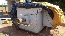 Gerador de Energia Elétrica 5000 KVA / 13.800 Volts