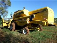 COLHEITADEIRA  NEW HOLLAND TC 57 ANO 2003