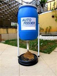 Alimentador Automático para Equinos e outros animais