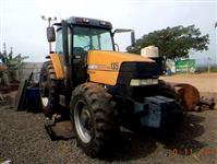 Trator Case 135 4x4 ano 02