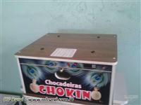 CHOCADEIRAS CHOKIN 90 OVOS - 110 OU 220 VOLTS. (RIBEIRÃO PRETO)