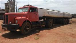 Caminhão  Scania L 111 S  ano 79
