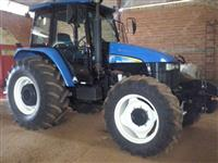 Trator Ford/New Holland TS 6040 4x4 ano 11