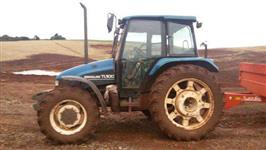 Trator Ford/New Holland TL100  4x4 ano 01