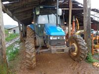 Trator Ford/New Holland TL 70 4x4 ano 00
