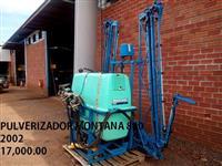 PULVERIZADOR MONTANA 800