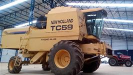 NEW HOLLAND TC59/19 P�S