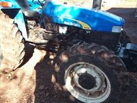 Trator Ford/New Holland TT 75 4x4 ano 09