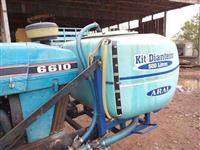 Trator Ford/New Holland 6610 4x4 ano 92